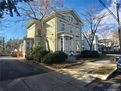 New Haven Multi Family Home For Sale: 168 Bradley Street