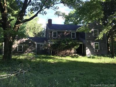 Easton Single Family Home For Sale: 255 Banks Road