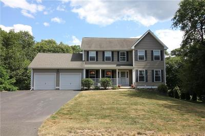 Wolcott CT Single Family Home For Sale: $338,900