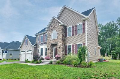 Cromwell Single Family Home For Sale: 11 Shady Lane