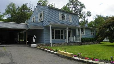 New Fairfield Single Family Home For Sale: 3 Ore Hill Road