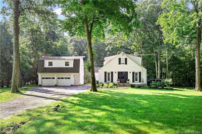 Fairfield Single Family Home For Sale: 151 Merwins Lane