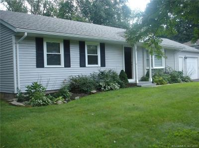 Waterford Single Family Home For Sale: 6 Deerfield Road