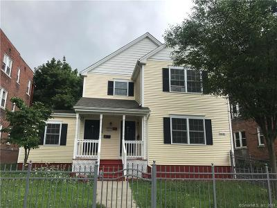 Hartford Multi Family Home For Sale: 41 School Street