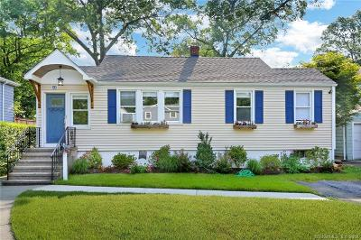 Stamford Single Family Home For Sale: 11 Woodledge Road