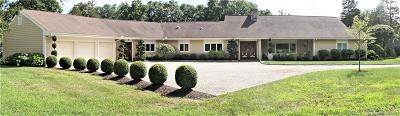 Easton Single Family Home For Sale: 71 North Park Avenue