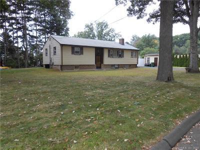 Southington Single Family Home For Sale: 46 James Avenue