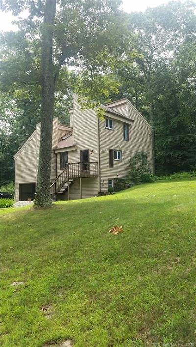 Preston Single Family Home For Sale: 198 Branch Hill Road
