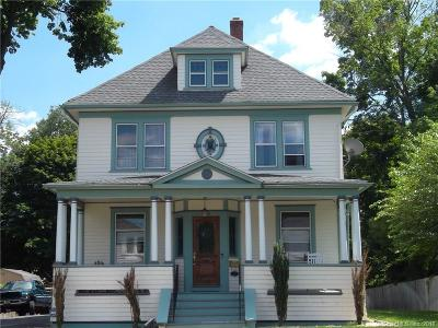 New Britain Single Family Home For Sale: 150 Shuttle Meadow Avenue