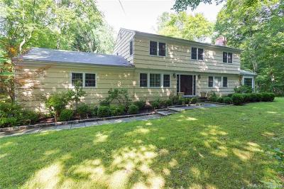 Stamford Single Family Home For Sale: 67 Shelter Rock Road