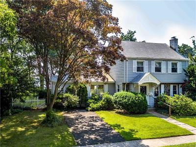 Stratford Single Family Home For Sale: 364 Housatonic Avenue