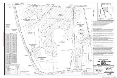 Stamford Residential Lots & Land For Sale: June Road- Lot 3