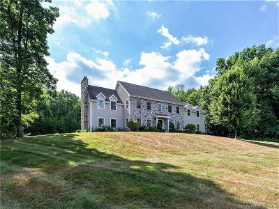 New Hartford Single Family Home For Sale: 20 Barberry Drive