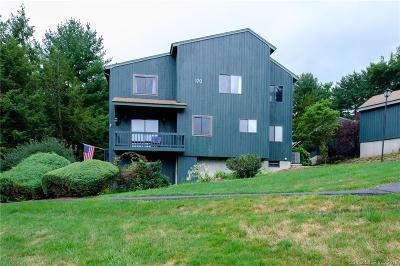 New Britain Condo/Townhouse For Sale: 170 Brittany Farms Road #D
