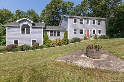 Branford Single Family Home For Sale: 20 Whitewood Drive