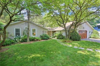 Fairfield County Single Family Home For Sale: 33 Butler Street