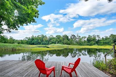 Fairfield Single Family Home For Sale: 331 Riverside Drive