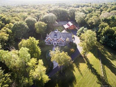 Redding Single Family Home For Sale: 65b Sunset Hill Road