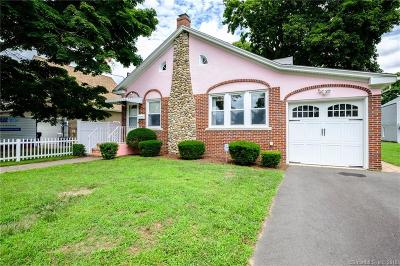Plainville Single Family Home For Sale: 13 School Street