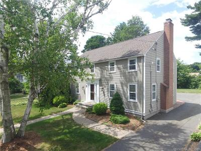 West Hartford Single Family Home For Sale: 101 Garfield Road
