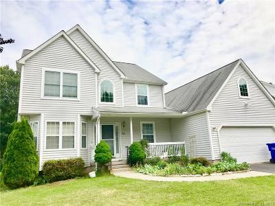 Middletown Rental For Rent: 60 Eagle Hollow