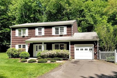 Stamford Single Family Home For Sale: 2117 High Ridge Road