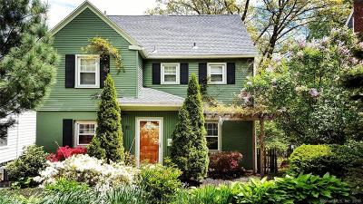 New Haven Single Family Home For Sale: 53 Vista Terrace