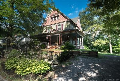 Putnam Single Family Home For Sale: 44 Letters Street