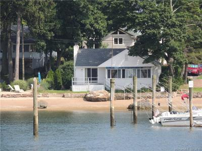 Branford Single Family Home For Sale: 15 River Road