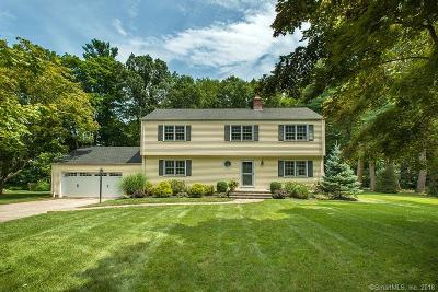 Westport Single Family Home For Sale: 28 Hitchcock Road