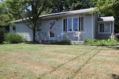 Derby Single Family Home For Sale: 250 Marshall Lane