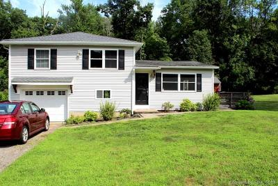 Woodbury Single Family Home For Sale: 561 Middle Road Turnpike