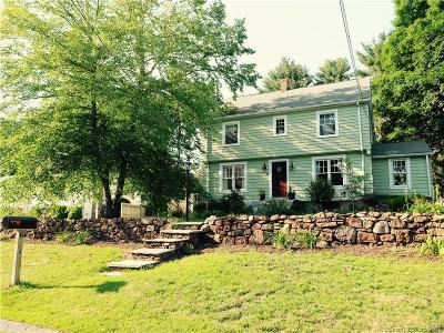 Farmington Single Family Home For Sale: 6 Tunxis Street