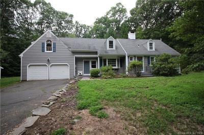 Burlington CT Single Family Home For Sale: $299,900