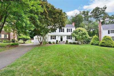 Fairfield Single Family Home For Sale: 89 Ross Hill Road