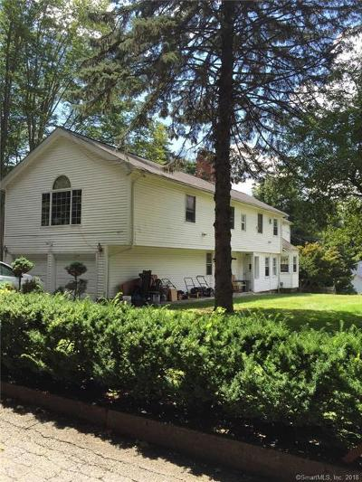 Bethel Single Family Home For Sale: 13 Hawleyville Road