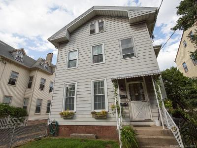 New Haven Multi Family Home For Sale: 27 Pearl Street