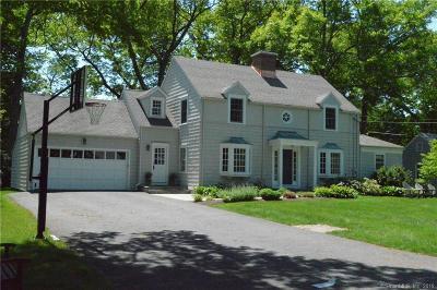 Fairfield Single Family Home For Sale: 47 Stoneleigh Road
