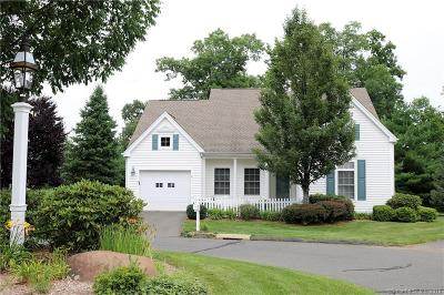 Farmington Single Family Home For Sale: 7 Plumtree Circle #7