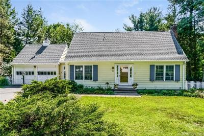 Cheshire Single Family Home For Sale: 51 Chipman Drive