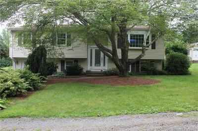 Southington Single Family Home For Sale: 244 Mount Vernon Road