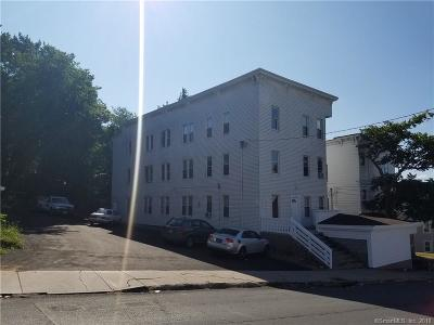 Waterbury Multi Family Home For Sale: 134 Hill Street
