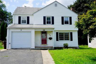 New Britain Single Family Home For Sale: 44 Oneida Street
