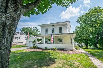 Berlin Single Family Home For Sale: 31 Grove Hill Street