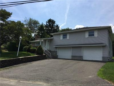 Waterbury Single Family Home For Sale: 547 Lakeside Boulevard West