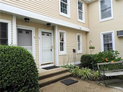 Waterford Condo/Townhouse For Sale: 54 Rope Ferry Road #C53