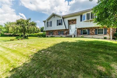 Southington Single Family Home For Sale: 15 Dawn Lane