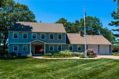 Branford Single Family Home For Sale: 26 Pawson Landing Drive