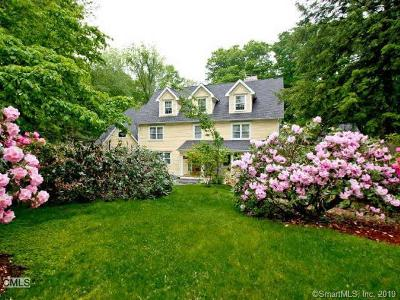 Westport CT Single Family Home For Sale: $1,699,900