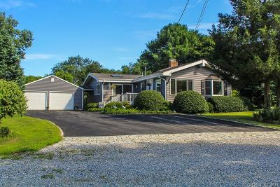 Old Lyme Single Family Home For Sale: 80 Mile Creek Road #1
